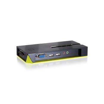 LevelOne - KVM-0421 4/1 USB, Audio