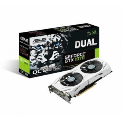 ASUS GTX 1070 Dual OC aktiv 8GB - ODPRTA EMBALAŽA