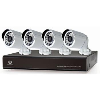 Conceptronic 8-kanalni 1080P komplet kamer