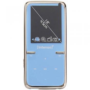 MP3 predvajalnik Intenso Video Scooter , MP4-predvajalnik 8 GB, moder