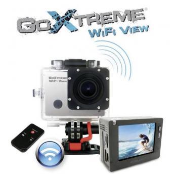 Akcijska kamera Easypix GoXtreme WiFi pogled 10221 Full HD