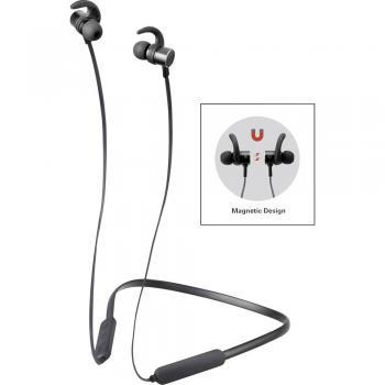 Renkforce RF-BTK-300 Bluetooth® športne slušalke, In Ear, odporne na znoj, z možnostjo upravljanja glasnosti, magnetne, vrat