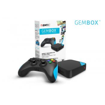 EMTEC GEM BOX Gaming konzola Multimedia Android