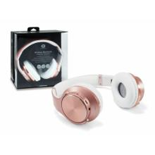 Conceptronic bluetooth slušalke ELIGIO rosegold CHSPBTNFCSPKR s funkcijo zvočnikov