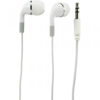 RENKFORCE E-H 115, Slušalke za v uho, bele