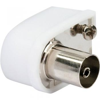 Coax vtičnica,kotni konektor Schwaiger WST20S532