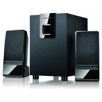 Microlab Aktivbox M-100 2.1 črn