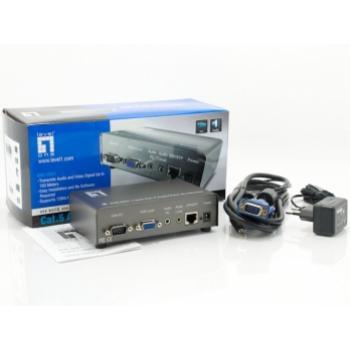 LevelOne AVE-9201 Cat.5 Audio/Video Extender