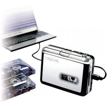 LOGILINK UA0156 za digitalizacijo kaset