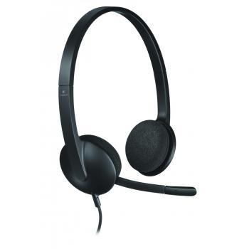 Logitech H340 USB slušalke