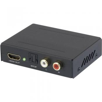 SpeaKa Professional HDMI audio ekstraktor UHD