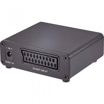 SpeaKa Professional SCART na HDMI pretvornik z audio izhodom