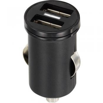 USB-napajalnik za avtomobile VOLTCRAFT CPS-2400/2 izhodni tok (maks.) 2400 mA 2 x USB