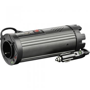 Razsmernik VOLTCRAFT MSW 150-12-G 150 W 12 V/DC 10.5 - 15 V/DC v obliki plastenke za držalo za pijače,vtič za cigaretni vžigalnik