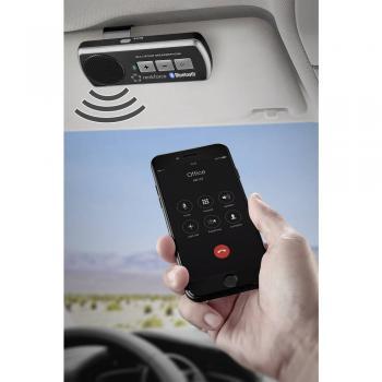 Bluetooth prostoročno telefoniranje Renkforce TWNT-CB-BCK, čas govorjenja: 7.5 h