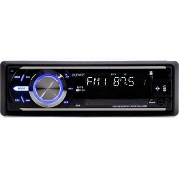 Denver CAU-439BT avtoradio Bluetooth, USB, AUX
