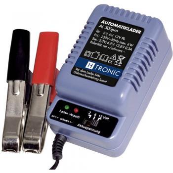 H-Tronic Avtomatski vtični polnilnik za svinčeve akumulatorje AL 300