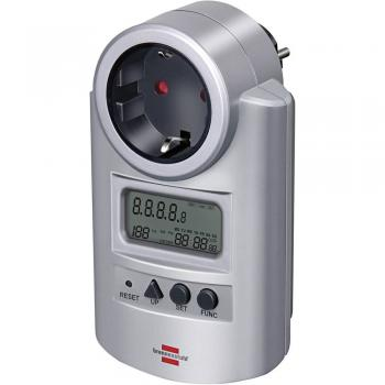 Merilnik stroškov energije z LCD-prikazovalnikom Brennenstuhl EM 231