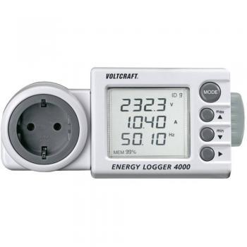 Merilnik stroškov energije VOLTCRAFT ENERGY-LOGGER 4000