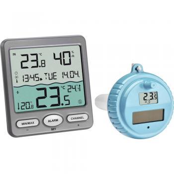 Brezžični termometer za bazene TFA VENICE, največje št. senzorjev = 7