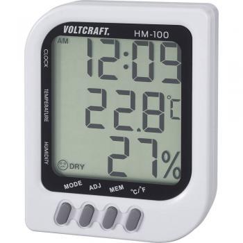 Merilnik vlažnosti zraka (higrometer) VOLTCRAFT HM-100 20 % rF 90 % rF