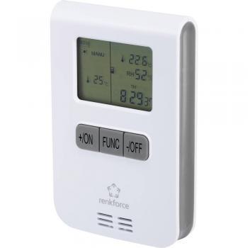 RS2W brezžični termostat 1-kanalni domet maks. (na prostem) 150 m
