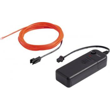 Renkforce EL-kabel 2 m rdeče barve
