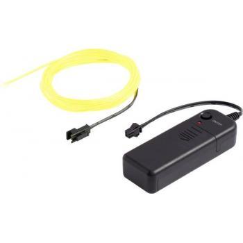 Renkforce EL-kabel 2 m rumene barve