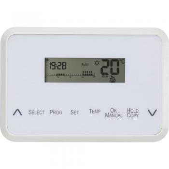 Sobni stenski termostat 5 do 30 °C Basetech TS108B