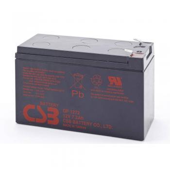 Svinčev akumulator 12 V 8 Ah CSB Battery GP 1272 GP1272F2 svinčeno-koprenasti (AGM) (Š x V x G) 150 x 97 x 65 mm ploščati vtič 6