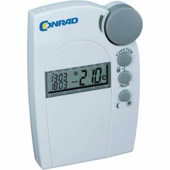 Brezžični radiatorski termostat FS20 FHT80B-3, 868 MHz