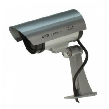 Lažna IR kamera zunaj/znotraj + utripajoča luč