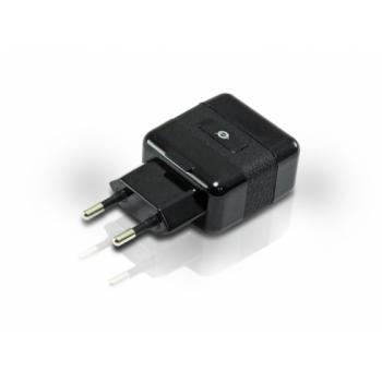 Conceptronic 2-port USB polnilec 2,1A