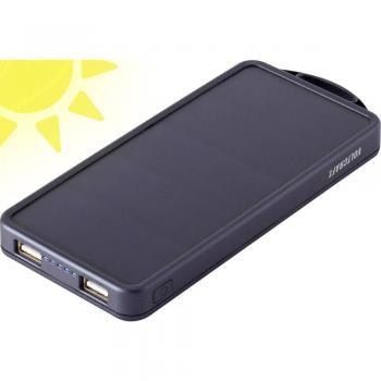 Solarni powerbank (nadomestni akumulator) VOLTCRAFT SL-11 LiPo 8000 mAh