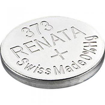 Gumbna baterija 373 srebrovo-oksidna Renata SR68 29 mAh 1.55 V, 1 kos