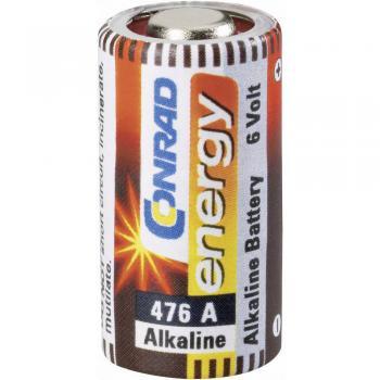 Posebna visokonapetostna baterija Conrad energy 476 A 6 V A476, E476A, V4034PX, V476A, V476GA, L1325, V34PX, GP476A, WE476A