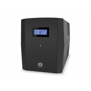 CONCEPTRONIC ZEUS USV 1200VA 720W LED / ZEUS 03E