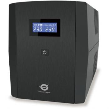 CONCEPTRONIC ZEUS UPS 2200VA 1320W IEC+Schuko vtičnice