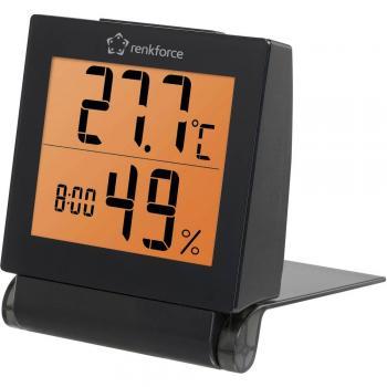 Renkforce Notranji termometer/vlagomer E0111H