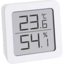 TFA Dostmann termo/higrometer bela