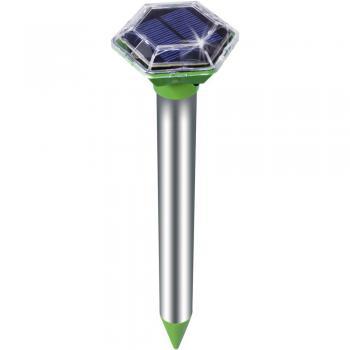 Odganjalnik voluharjev Vibration Gardigo Diamant območje delovanja 700 m 1 kos