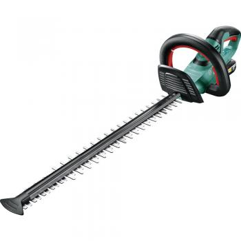 Akumulatorske škarje za obrezovanje živih mej, vklj. z akumulatorjem 18 V Li-Ion Bosch AHS 55-20 LI