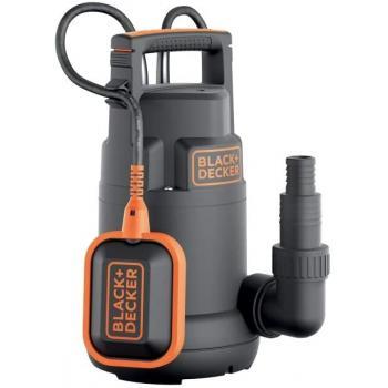 BLACK+DECKER BXUP250PCE Potopna črpalka za čisto vodo 250 W