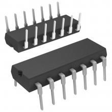 Logični IC - inverter Texas Instruments CD40106BE inverter 4000B PDIP-14