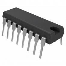 Logični IC - števec Texas Instruments CD40103BE binarni števec 4000B pozitivni rob 2.4 MHz PDIP-16