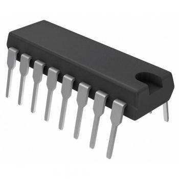 Logični IC - Flip-Flop Texas Instruments CD40174BE Master-ponastavitev, neinvertiran DIP-16