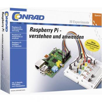 Učni paket Conrad Components učni paket Raspberry