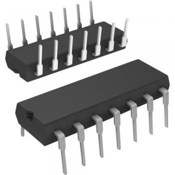 Logični IC - vrata in inverter Texas Instruments SN74HCT00N NAND-vrata 74HCT DIP-14