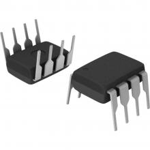 Linearni IC - operacijski ojačevalnik STMicroelectronics TL072CN J-FET DIP-8