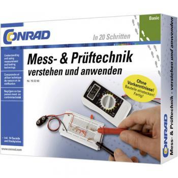 Conrad Osnovni učni paket za merjenje in testiranje 10091